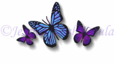 Butterfly Blue Bereavement Services