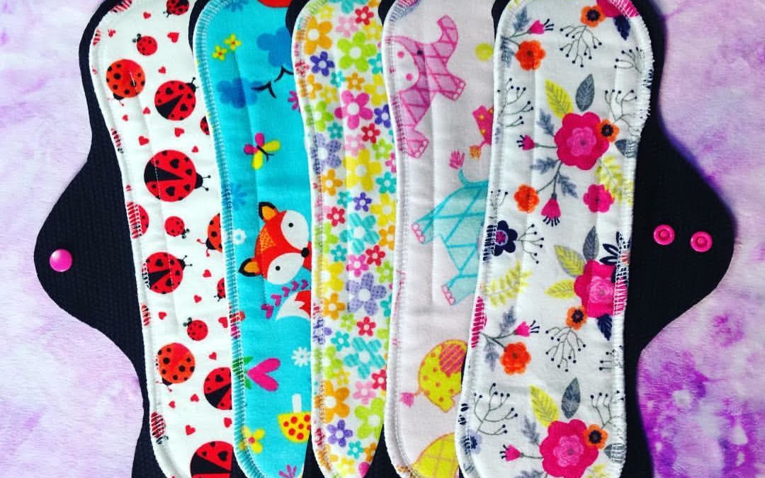 Let's talk: Cloth pads vs disposable pads ~ Mama Quaintrelle Guest Blog
